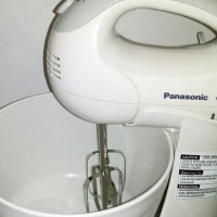 Mixer Panasonic Stand Pengaduk MK-GB1 WSR