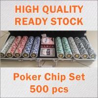 harga Poker Chips Set / Poker Chip Set Tokopedia.com