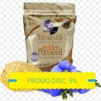 Nature' Gem Premium Golden Flaxseed