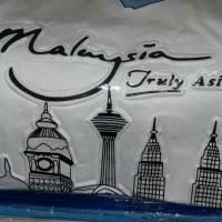 malaysia kuala lumpur kaos wisata malaysia