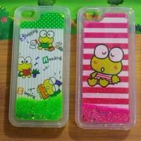 harga Soft Case Semi-Hard Gliterry Water Keroppi for IPhone 5 Tokopedia.com