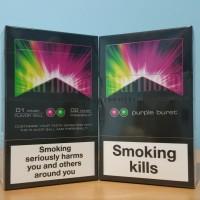 Jual Marlboro Purple Burst / Rokok Impor Murah