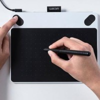 harga Wacom Intuos Draw, Pen Small, White Ctl-490/w0-c Tokopedia.com