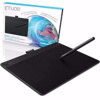 harga Wacom Intuos Art Medium Black Pen & Touch Cth-690/k0-cx Tokopedia.com