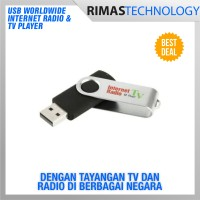 USB Worldwide Internet Radio & TV Player