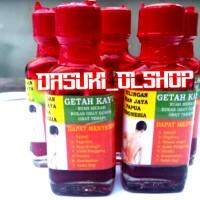 Herbal getah kayu buah merah tradisional