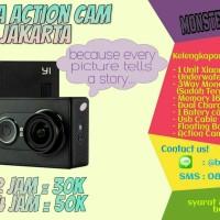 harga Sewa / Rental Action Cam Xiaomi Yi Jakarta Tokopedia.com