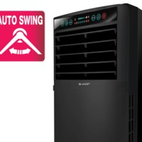 Air Cooler Sharp PJ-A77TY-B Kipas Angin AC dinginnya