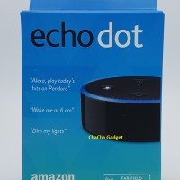 Amazon 2nd Gen Echo Dot Alexa Smart Voice Control AI Bluetooth BLACK