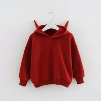 Preorder Sweater Hoodie Anak Import High Quality