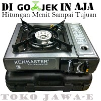 Jual Kenmaster Kompor Portable - Gas Kaleng dan Elpiji Murah