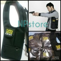 Tas Dada Tactical Turn Back Crime / Tas Rompi Touring