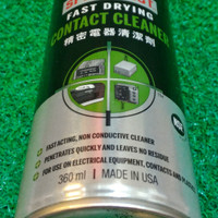 Contact Cleaner / Pembersih 360 ML - WD 40 / WD40 / WD-40 Specialist