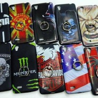 casing / case hp cowok samsung j1 ace / ace 4 galaxy v + iring i-ring