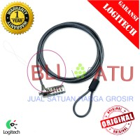 Targus Defcon CL : Laptop / Notebook Cable Lock with Combination Loc