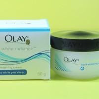 OLAY White Radiance Night Whitening Cream