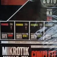 Mikrotik Kung Fu Complete Kitab 1-4 Edisi Revisi 2016