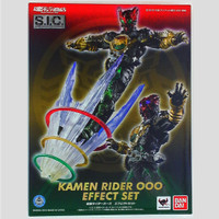 SIC kamen rider OOO Effect Set tatoba