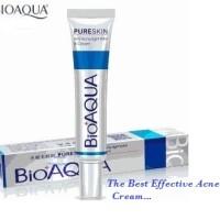 Bioaqua Pure Skin / Krim Jerawat / Cream Obat Acne / Komedo / Bekas