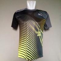 harga Baju Olahraga Kaos Voli Jersey Volley Mizuno MZ04 Carcoal Tokopedia.com