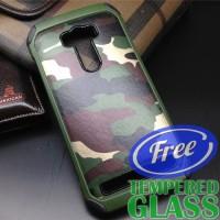 Asus Zenfone Selfie ZD551KL Army case casing bumper armor gaya cowo