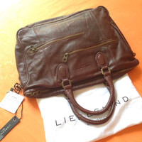 Liebeskind Esther Double satchel maroni