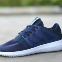 Harga sepatu keren adidas tubular navy | Pembandingharga.com