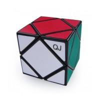 Rubik Skewb QJ Black Base Magic Cube