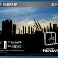 Intergraph CAESAR II 2014 - Software stress analysis in piping systems