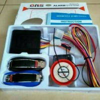 Alarm Motor ONS WITH ON / OFF