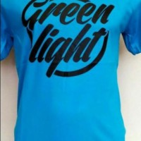 Tshirt/T shirt Green Light