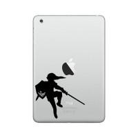 Sticker Decal Apple iPad Mini Air - Zelda Link 3 - Rina Shop