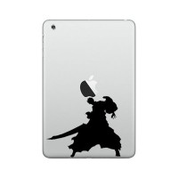 Sticker Decal Apple iPad Mini Air - Bleach Ichigo - Rina Shop