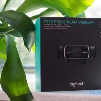 Logitech C922 Pro Stream Web Kamera Original