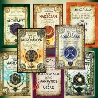 harga Ebook The Secrets of the Immortal Nicholas Flamel by Michael Scott Tokopedia.com