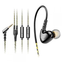 Jual Headset - Knowledge Zenith Sport Runing Bass In-ear Earphones with Mic Murah