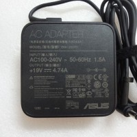 Charger Adaptor Original Laptop ASUS N46VZ Processor Core i5 90Watt