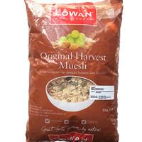 LOWAN ORIGINAL HARVEST MUESLI (1KG)