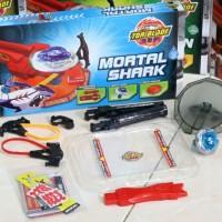 Jual Mainan Anak - Gasing Petarung Tor Blade (Mortal Shark)883 Murah