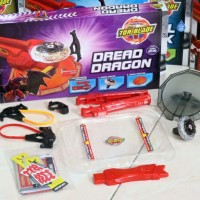 Jual Mainan Anak - Gasing Petarung Tor Blade (Dread Deagon) 883 Murah
