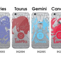 CUSTOM CASE ZODIAK ZODIAC IH 2093 - 2104 (12 GAMBAR)
