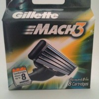 Refill isi Gillette Mach3 isi 8