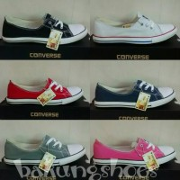 Sepatu Wanita/Flat shoes/Converse Ladies