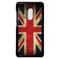 Case Casing Xiaomi REDMI NOTE 4 Case Motif Bendera Inggris British 01