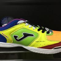 harga Sepatu futsal joma Topflex leather maroon-hijau-navy original murah Tokopedia.com