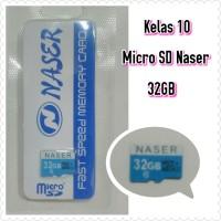 harga Kelas 10...!!! Micro SD Naser 32GB 32 GB Memory Card Kartu Memori Tokopedia.com