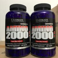 ULTIMATE NUTRITION AMINO 2000 330 TABS