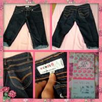 Celana jeans wanita merek Number 61/sixty one