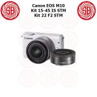 Kamera Canon EOS M10 Kit + M15-45 + M22 ; Camera Mirrorless M 10 Kit