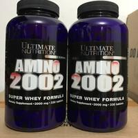 ULTIMATE NUTRITION AMINO 2002 330 TABS